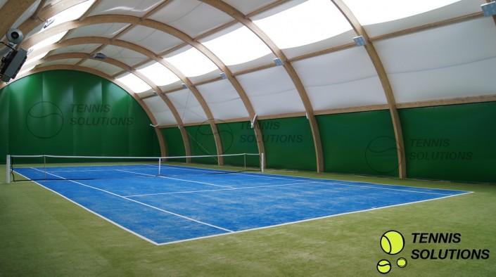 Kryte korty tenisowe