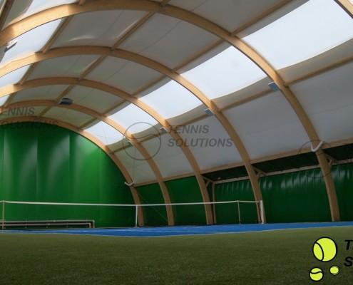 drewniane hale tenisowe