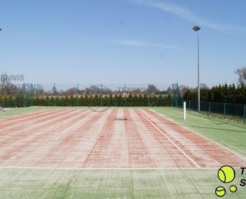 Budowanie kortów tenisowych