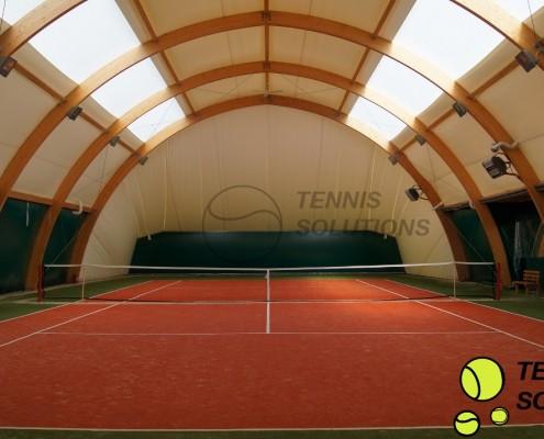 Budowa hal tenisowych